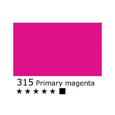 Akademie Gouache 60ml - 315 primary magenta